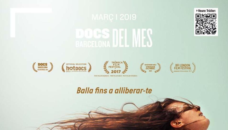 Imatge del cartell del film 'Bobbi Jene'.