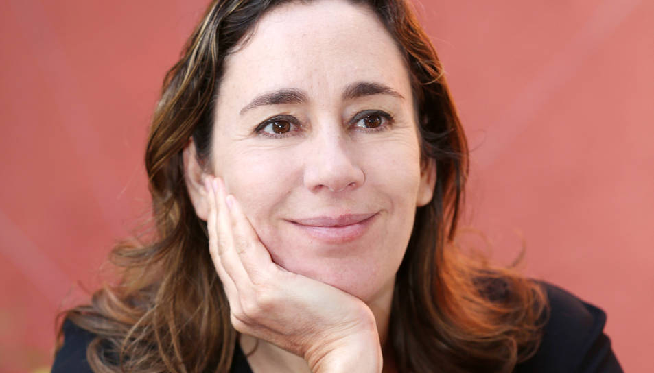 La periodista i escriptora Eva Millet.