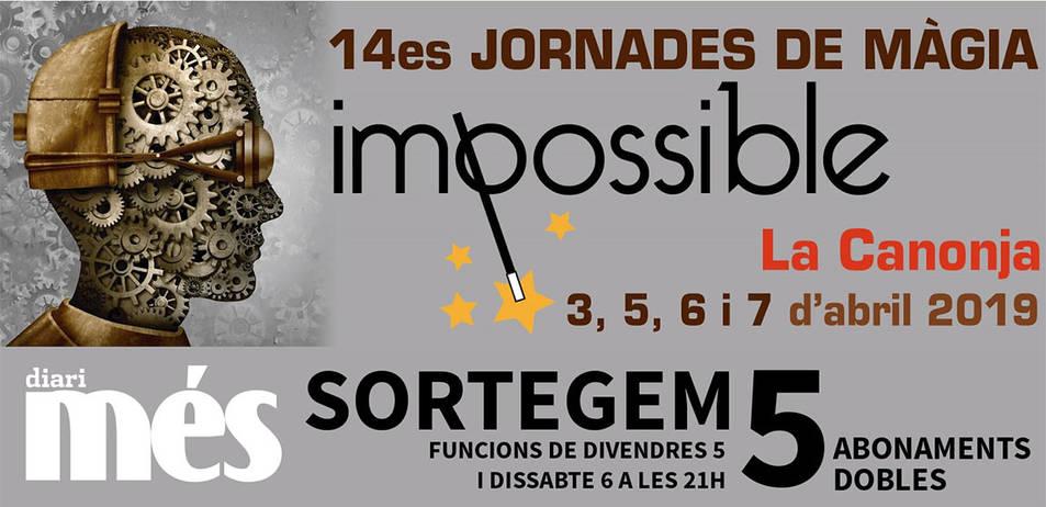 Jornades Impossible 2019 la Canonja