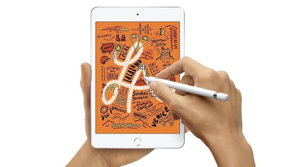 El nou iPad Mini manté l'aspecte de l'anterior, però incorpora millores a la pantalla i tecnològiques.