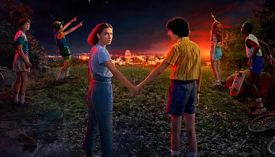 Imatge promocional de la tercera temporada de la sèrie.