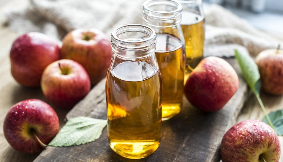 La dona es va injectar el suc de fins a una vintena de sucs de fruita.