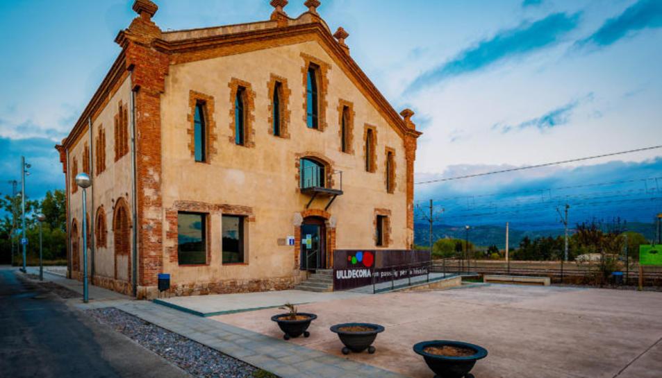 Imatge de l'Oficina de Turisme d'Ulldecona