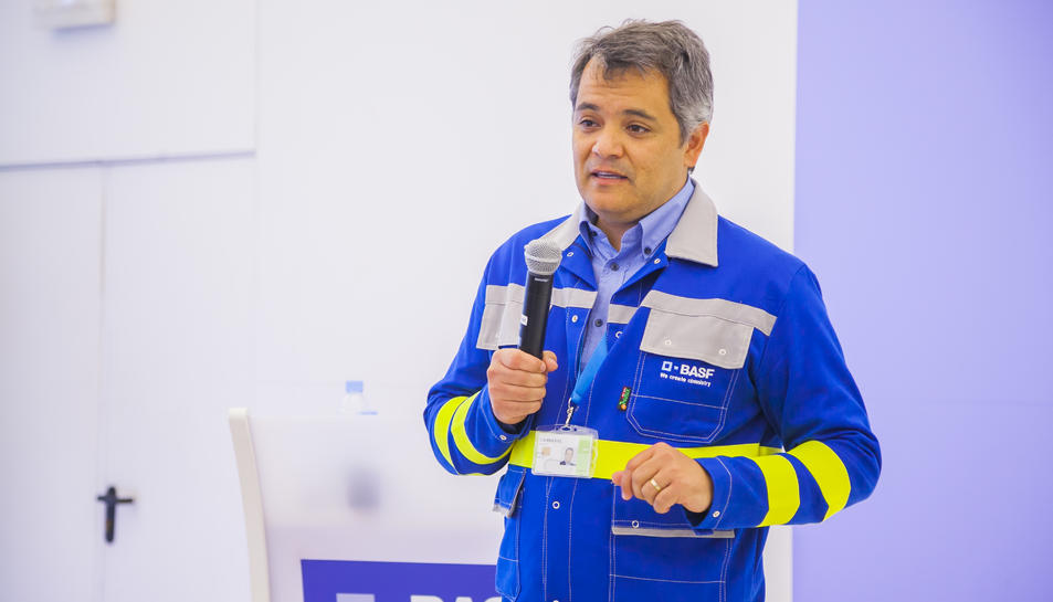 El Nàstic Genuine, a BASF (1)