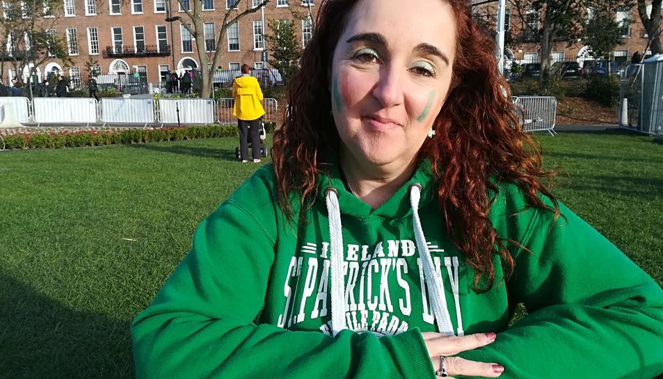Judit Claraso ha marxat a Irlanda i, de moment, no pensa tornar a Catalunya.