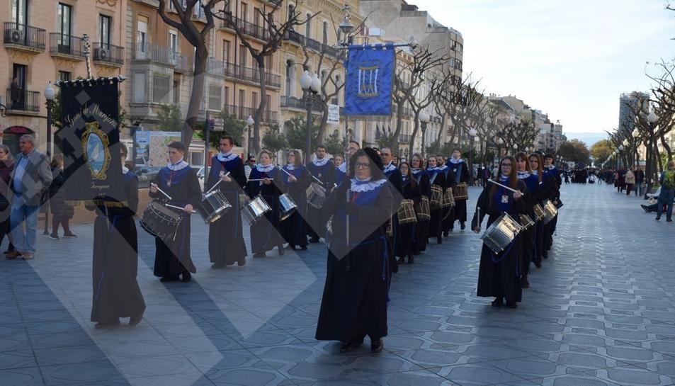 VIII Trobada de Bandas de Semana Santa en Tarragona (I)