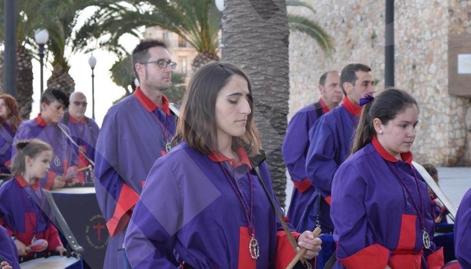 VIII Trobada de Bandes de Setmana Santa a Tarragona (I)