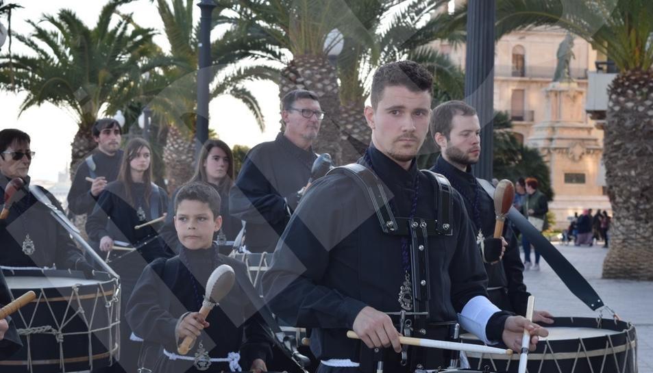 VIII Trobada de Bandes de Setmana Santa a Tarragona (II)