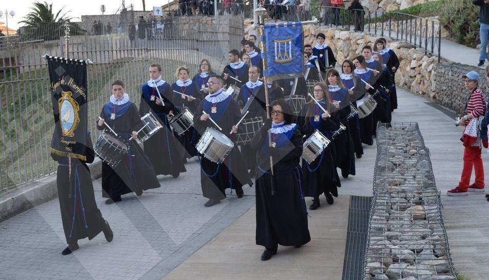 VIII Trobada de Bandes de Setmana Santa a Tarragona