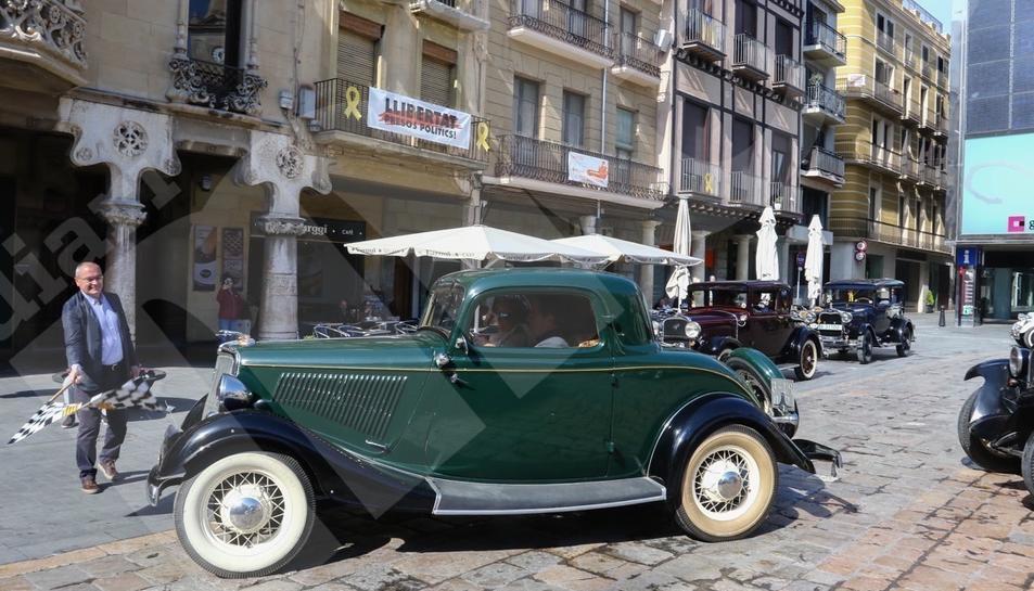 Centenario de la primera copa de ralli Ciutat de Reus