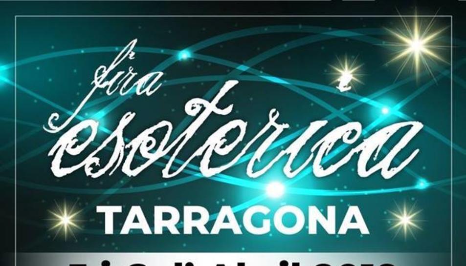 Imatge del cartell de la Fira Esotèrica.
