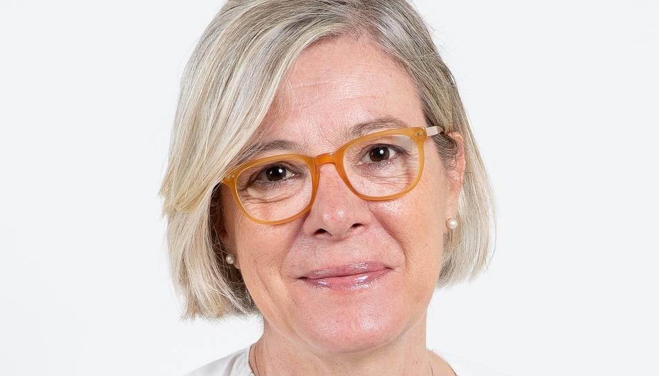 La Dra. Montse Olivé, que ha liderat la investigació sobre la
