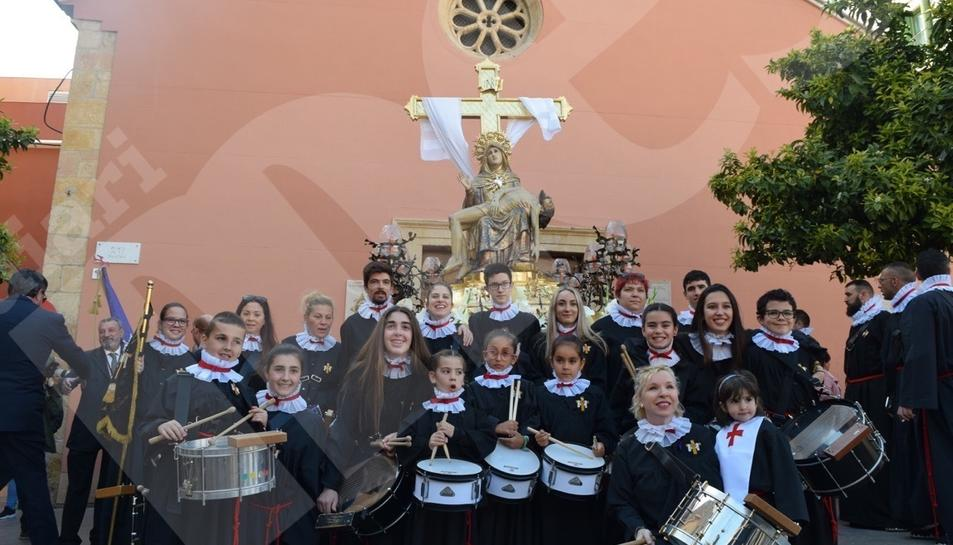 Procesión del 75º aniversario de la Pietat (I)