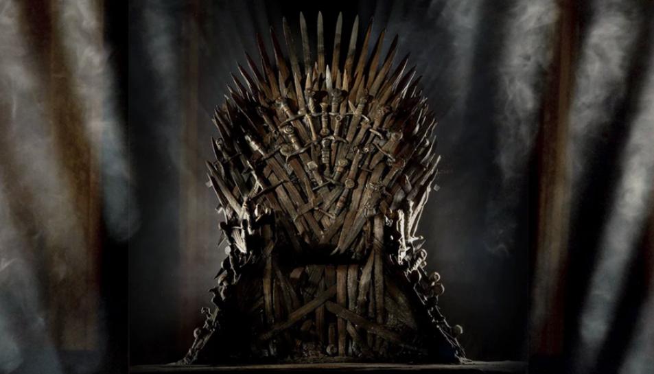 Imatge d'arxiu de l'Iron Throne.