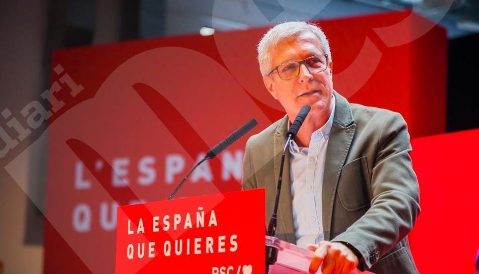 Pedro Sánchez en Tarragona (I)