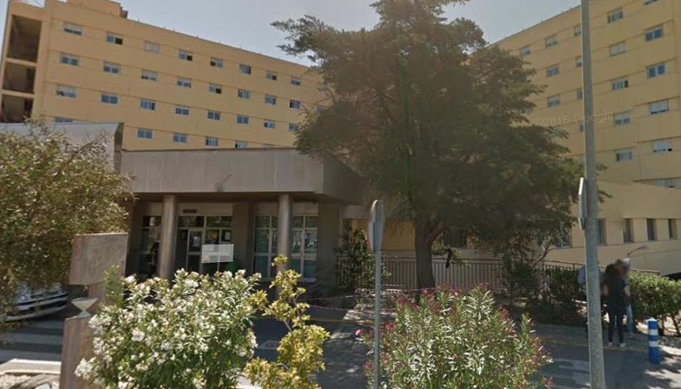L'Hospital Torrecárdenas, a Almería.