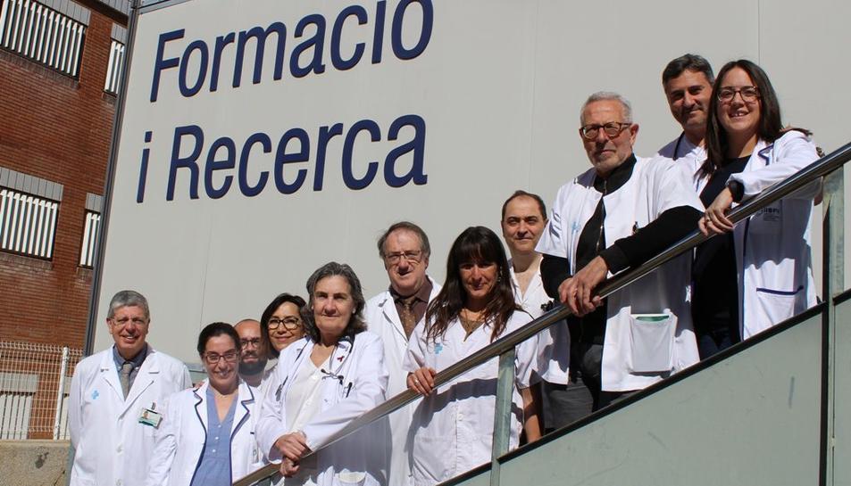 Grup de Recerca en Infecció i Immunitat - INIM liderat per l'investigador Francesc Vidal.