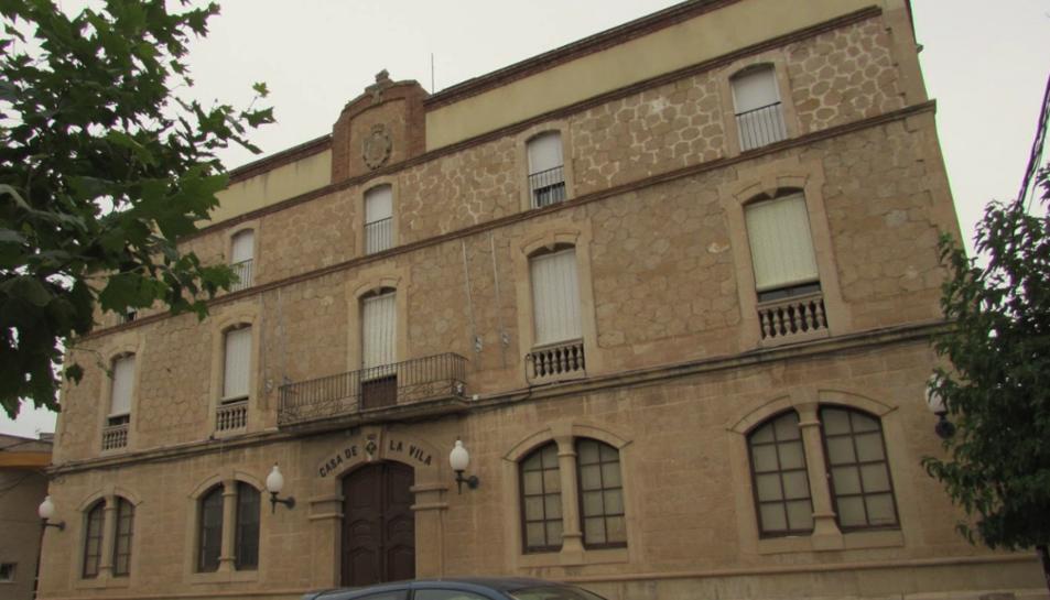 Imatge de l'Ajuntament de Riba-roja d'Ebre.