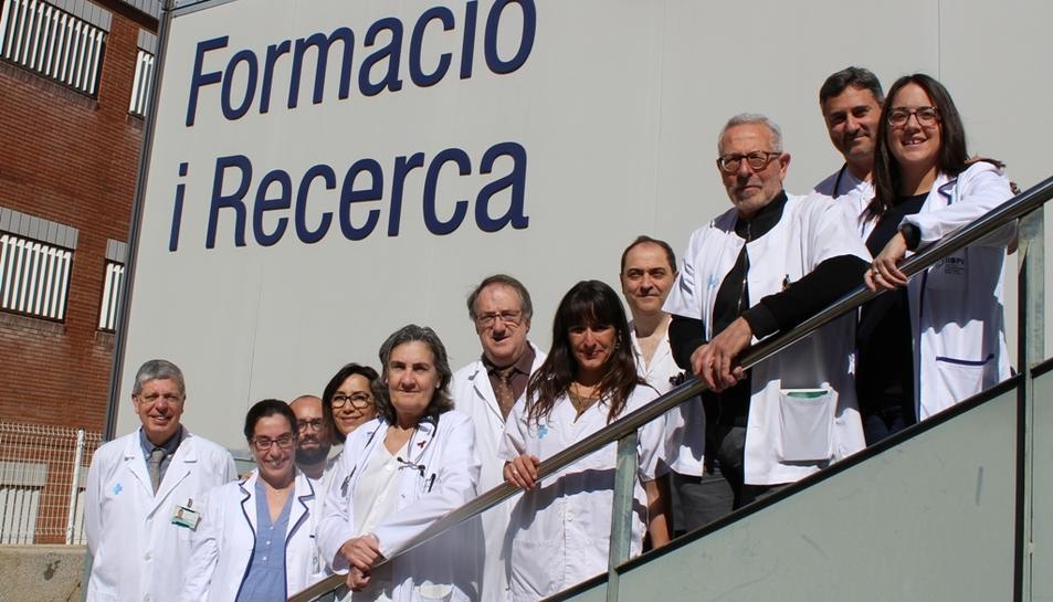 El grup de recerca Infecció i Immunitat (INIM) de l'Hospital Joan XXIII.