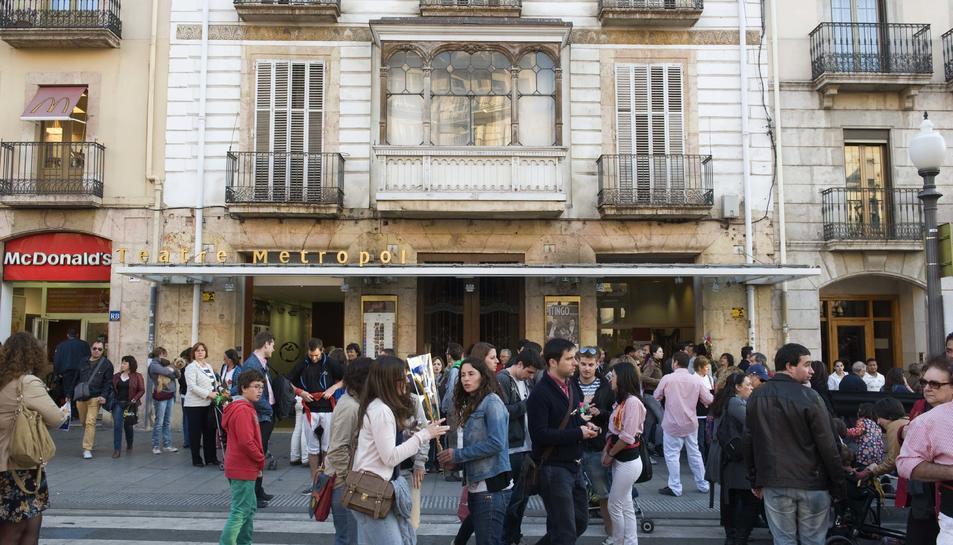 Imatge d'arxiu del Teatre Metropol.