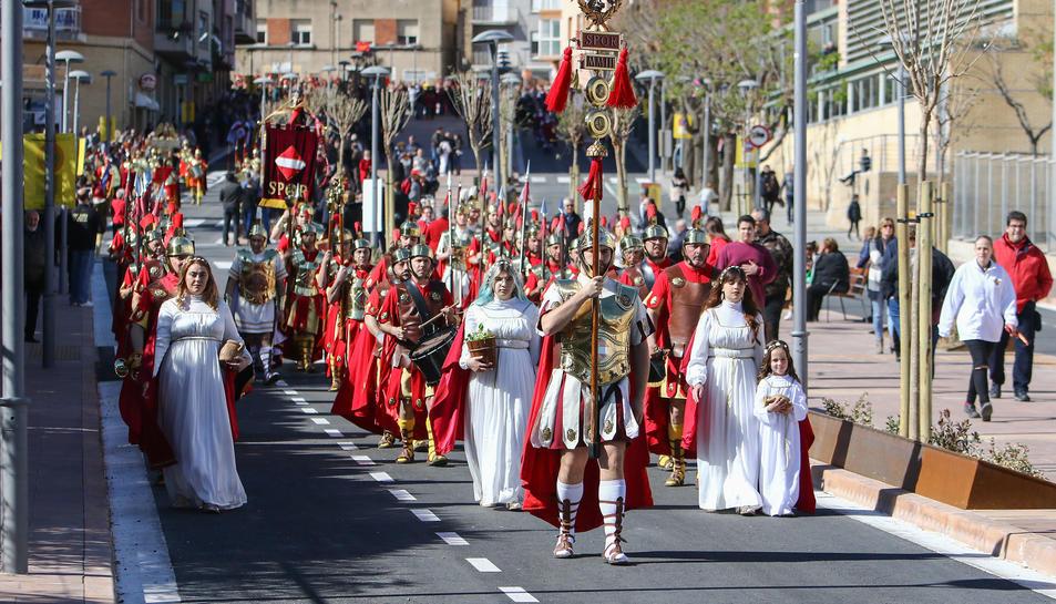 La trobada dels armats a Constantí.