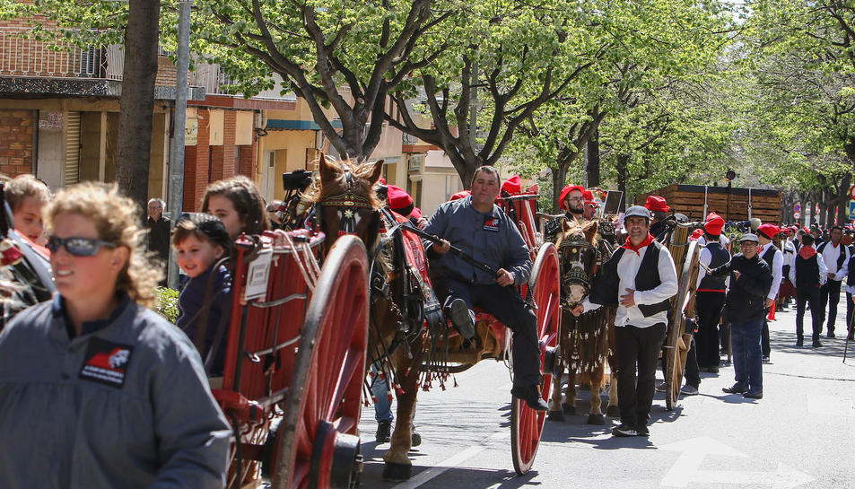 Els Tres Tombs a la Selva del Camp.