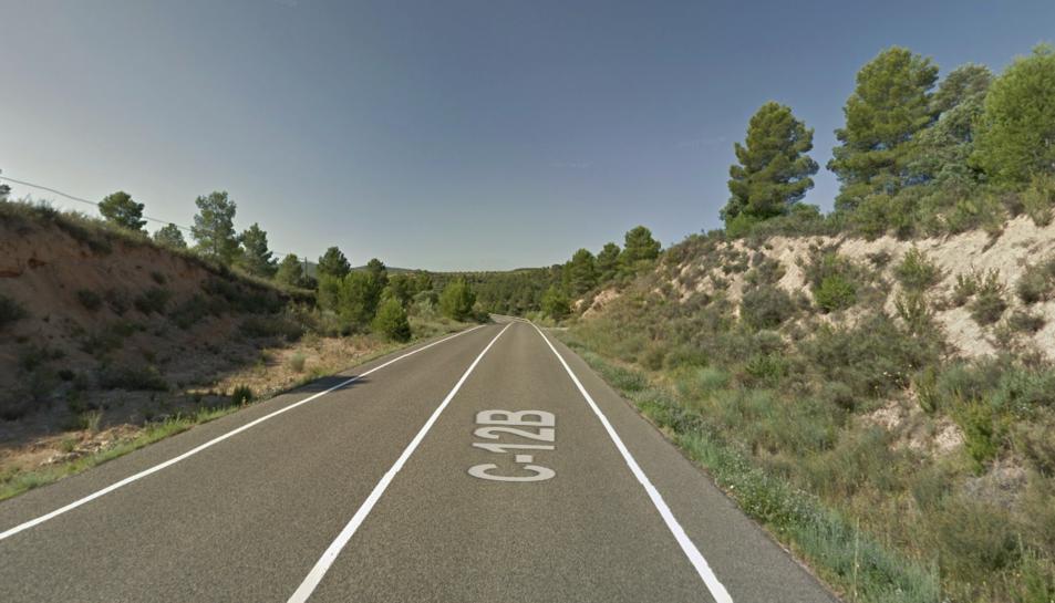 La C-12b a Ascó és una de les dues carreteres suspeses en la 7a Auditoria RACC sobre la Qualitat de les Travesseres Urbanes.
