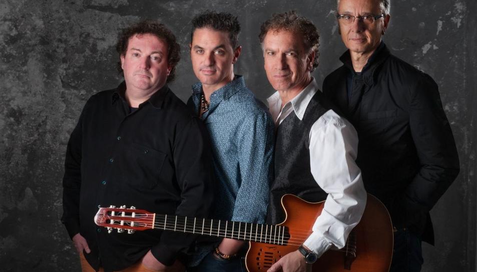 Xavi Díaz Quartet presentarà el seu nou treball 'In situ'.