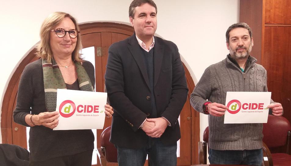 Juan Carlos Sánchez, Pepa Labrador i Guillem Figueras van ser expedientats per la direcció del partit taronja