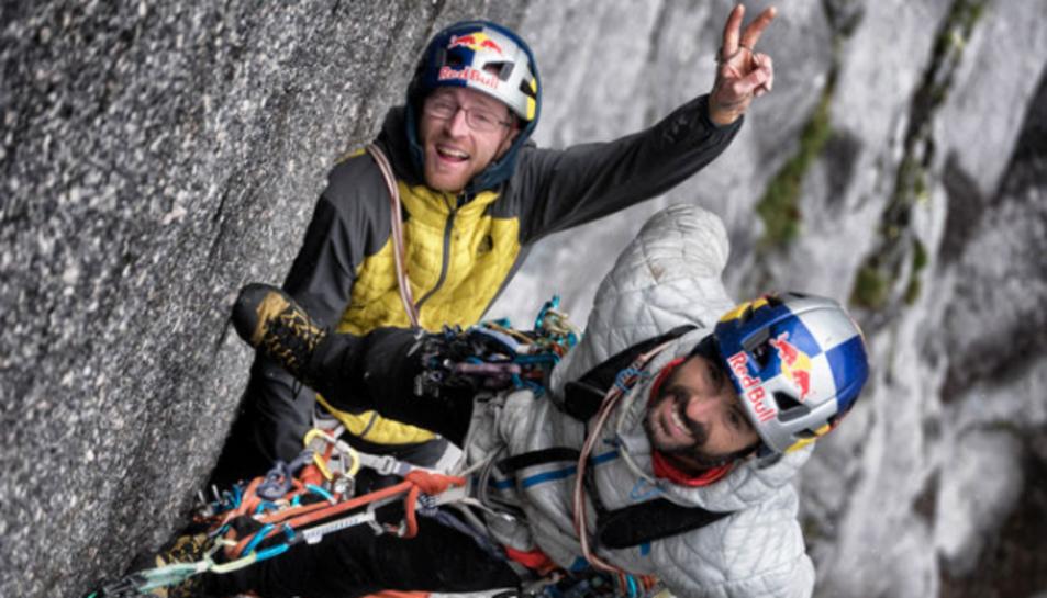 La xerrada 'Aventures verticals a l'àrtic', a càrrec d'Iker i Eneko Pou, tindrà lloc l'11 d'abril a les 19h a l'Auditori de la Diputació.