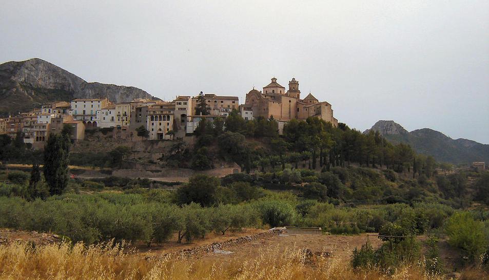 Imatge d'arxiu de Tivissa.