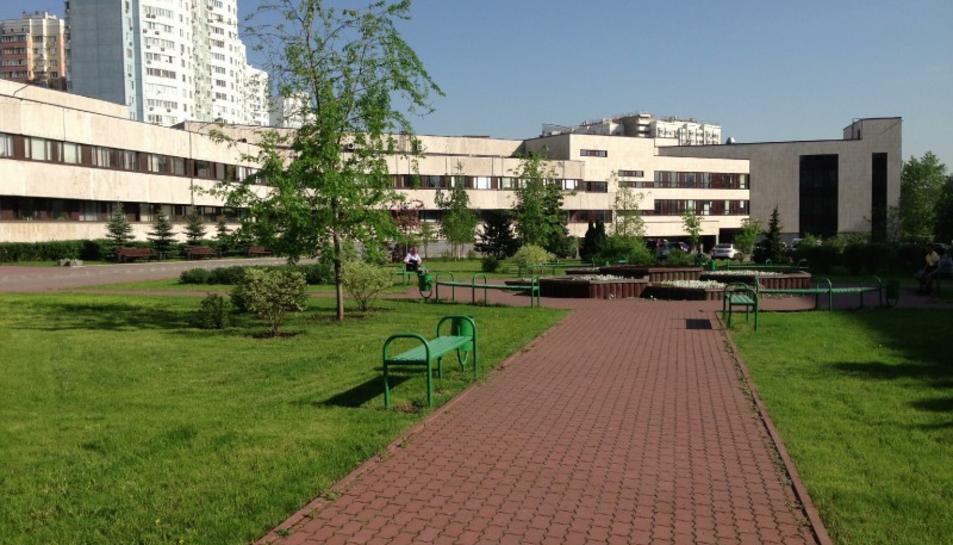 Imatge d'uns dels campus de la universitat RENAPA de Moscou.
