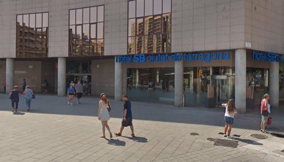 L'Hotel Ciutat de Tarragona acollirà l'acte polític aquest dissabte.