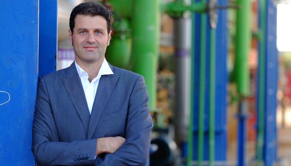 David Castañeda, CEO d'ELIX Polymers.