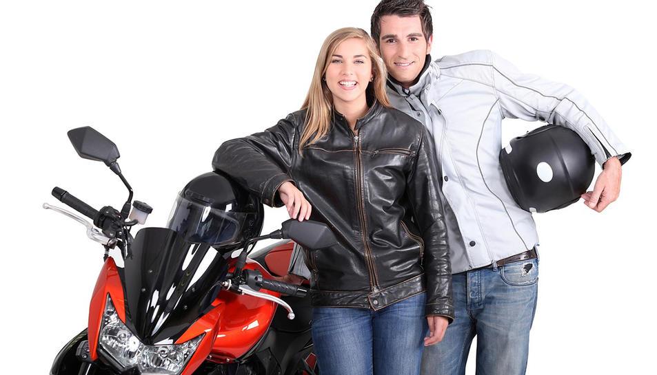 Les dones tan sols representen un 7,5% dels conductors de moto.