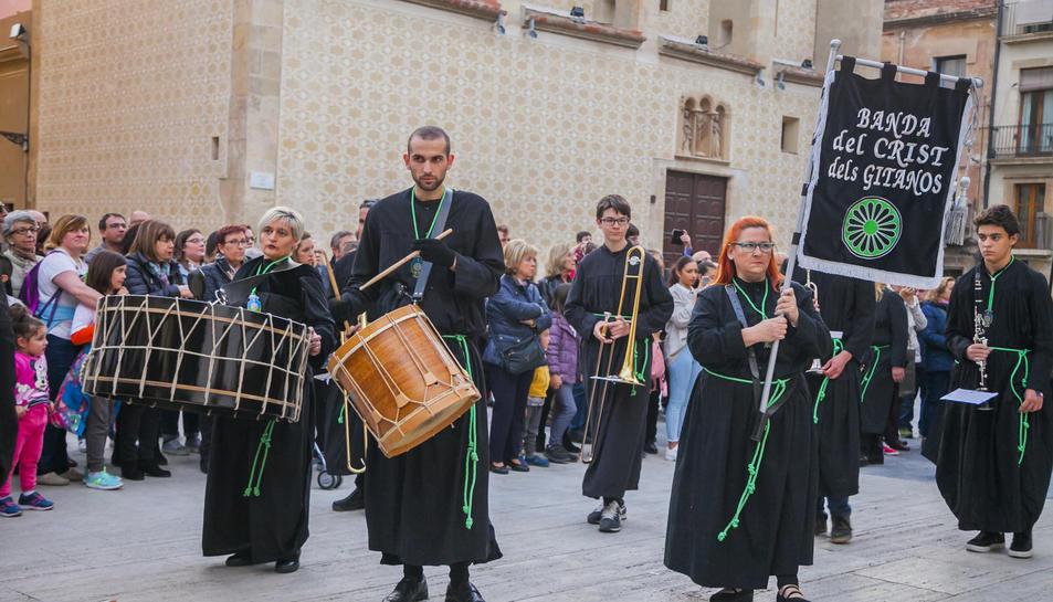 Viacrucis de la Germandat dels Gitanos (I)