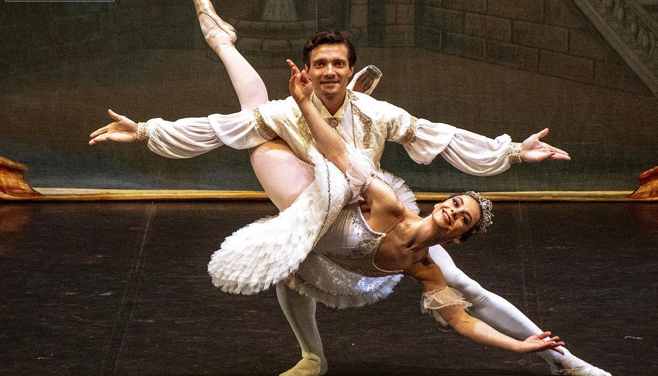 El Ballet de Moucou portarà a escena 'La Bella Dorment' en versió original amb música de Txaikovski.