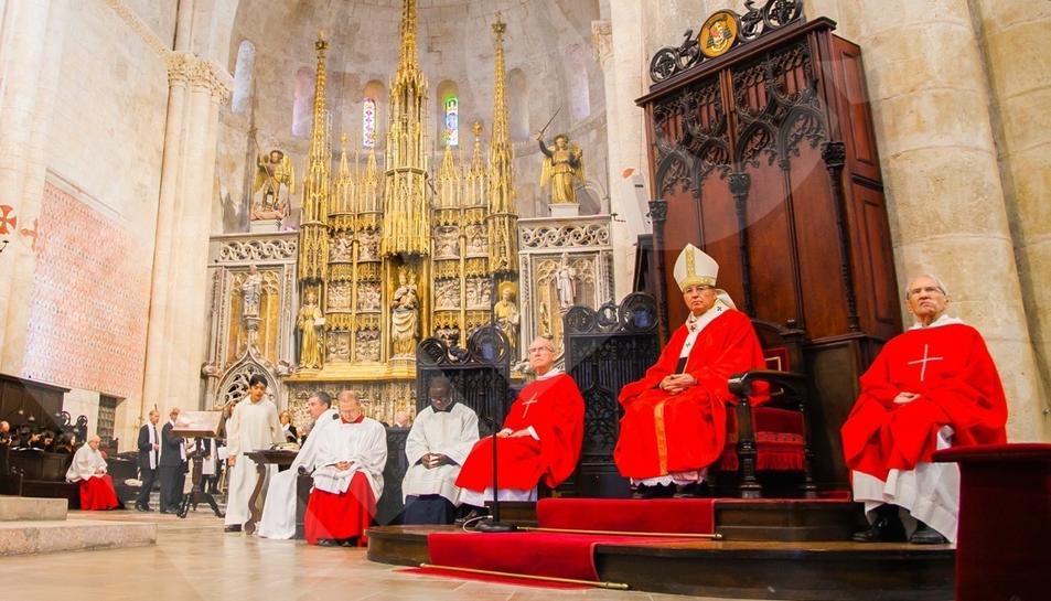 Benedicció de rams a Tarragona (II)