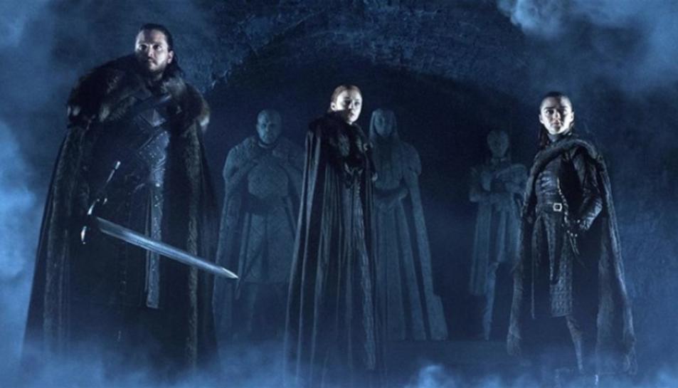 Imatge promocional de l'estrena de la vuitena temporada.