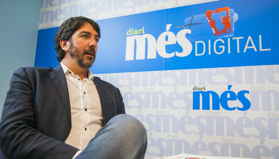 Sergio del Campo va guanyar les primàries a Tarragona, amb el 92 per cent dels vots emesos.