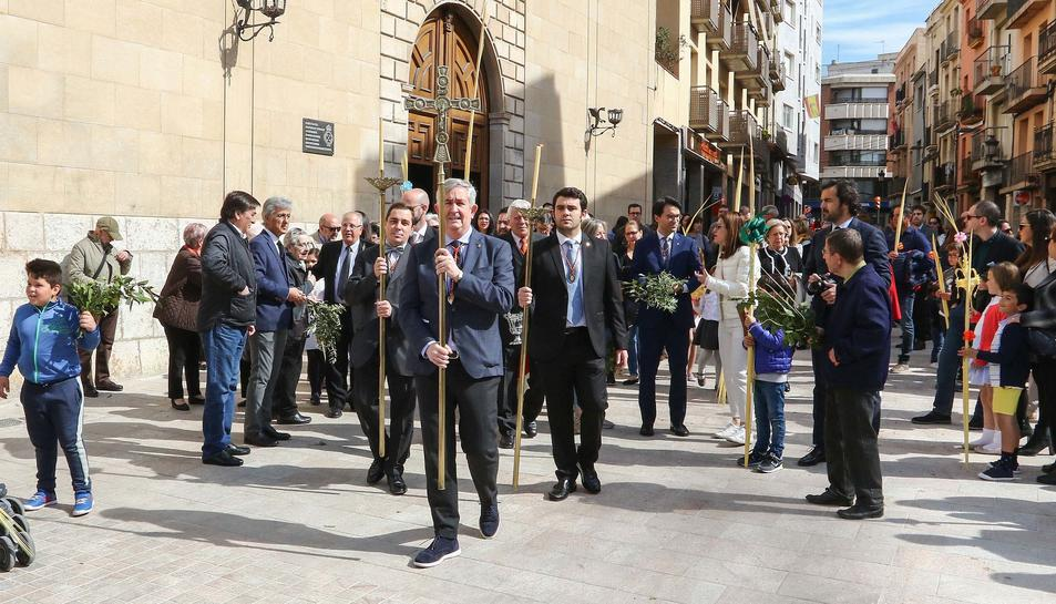 Domingo de Ramos en Reus