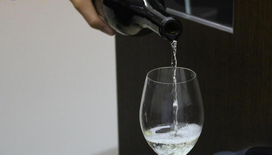 El vi amb denominacions d'origen catalanes han millorat la seva quota de mercat.