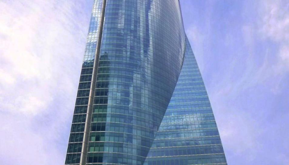 Imatge de la Torre Espacio.