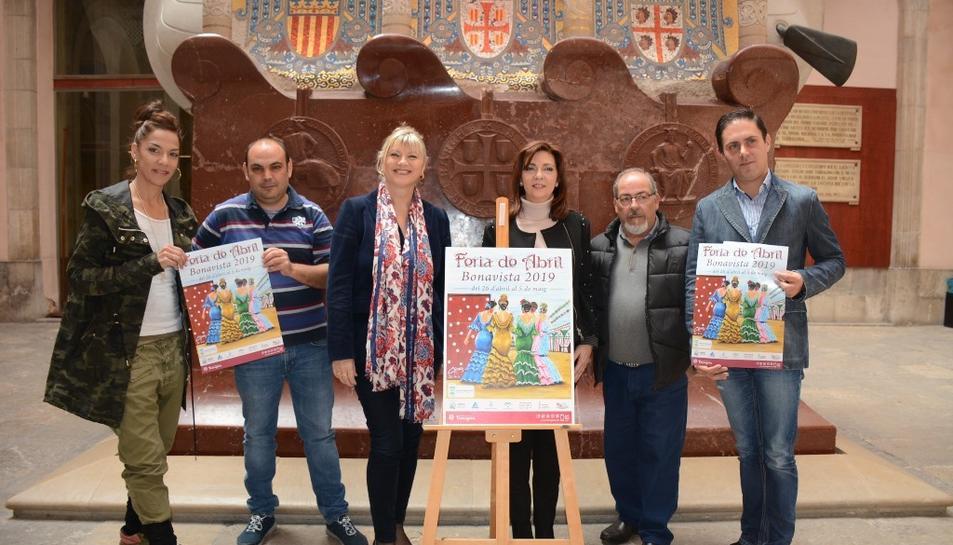 Imatge de la presentació Fira d'Abril de Bonavista.