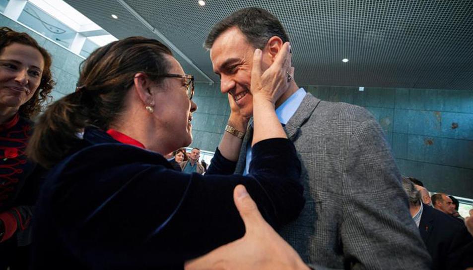 El debat previst per A3 és l'únic que ha acceptat Pedro Sánchez, el cadidat del PSOE.