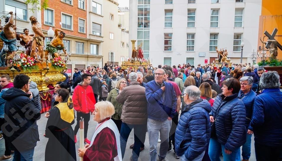 Procesión del Dolor en Tarragona