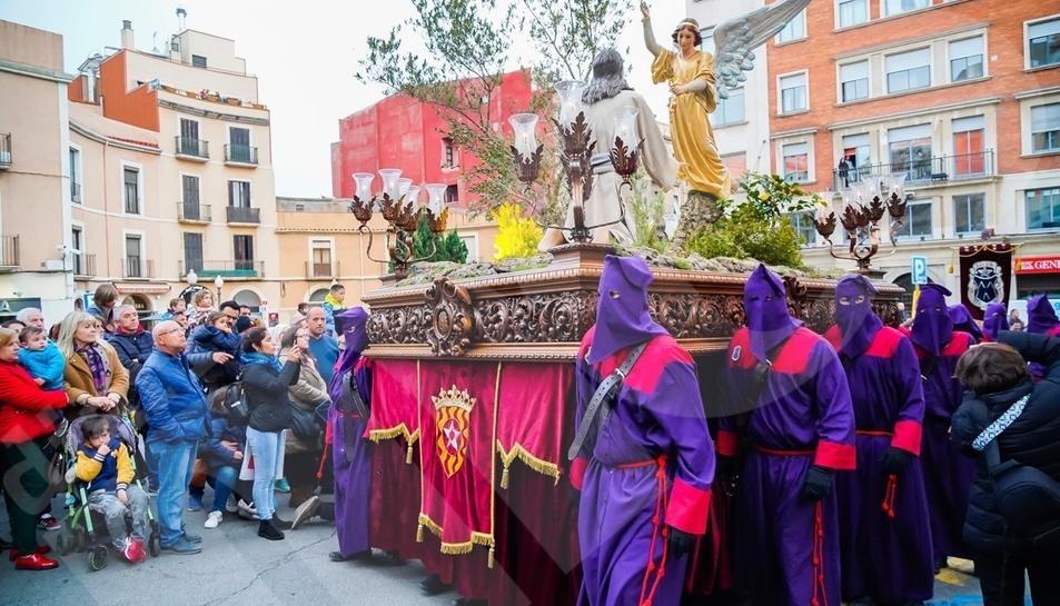 Processó del Dolor a Tarragona