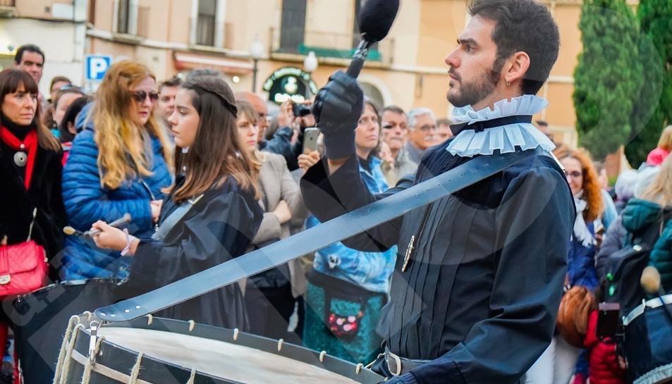 Procesión del Dolor en Tarragona.2