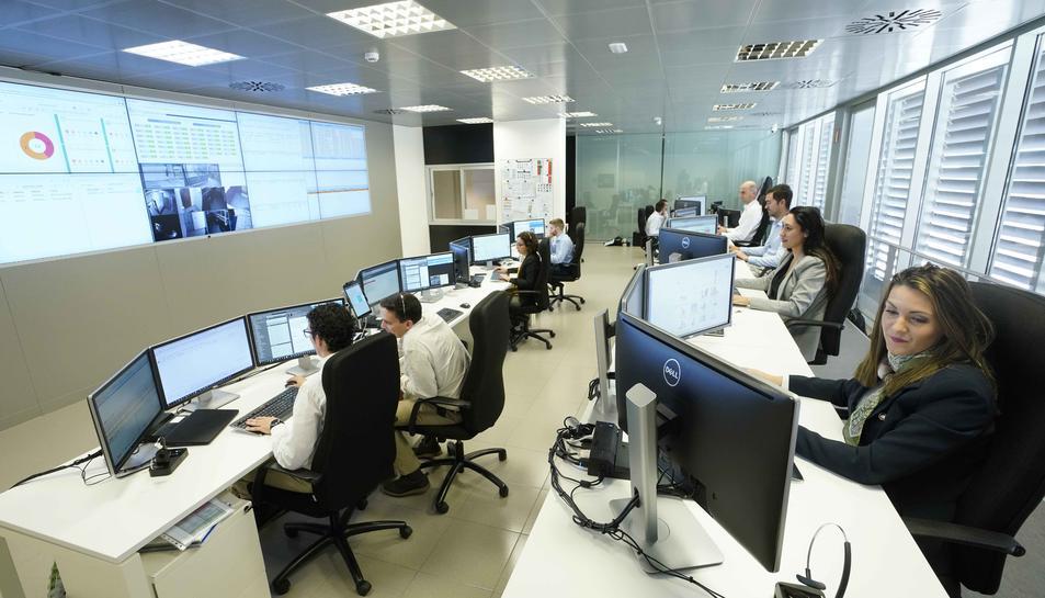 El Departament d'Informàtica de Mercadona està situat a Paterna, València.