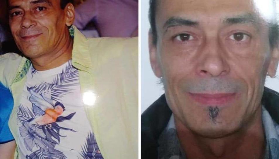 Imatge de Sergi Cañardo, que es troba desaparegut des del dimarts.